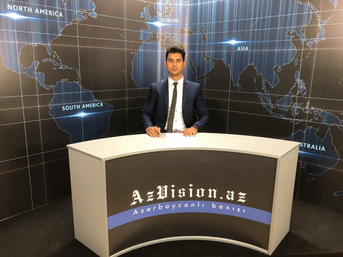 AzVision TV releases new edition of news in German for October 15 -VIDEO