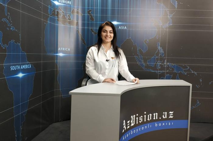 AzVision TV:Die wichtigsten Videonachrichten des Tages aufEnglisch(16. Oktober)-VIDEO