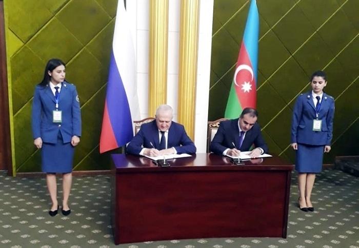 Azərbaycan və Rusiya gömrük orqanları anlaşdı