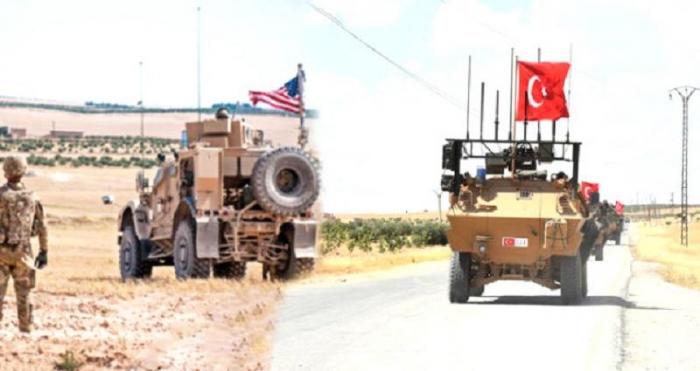 Türkiyə Menbiçdə ABŞ-la birgə patrul nəzarətinə başlayır