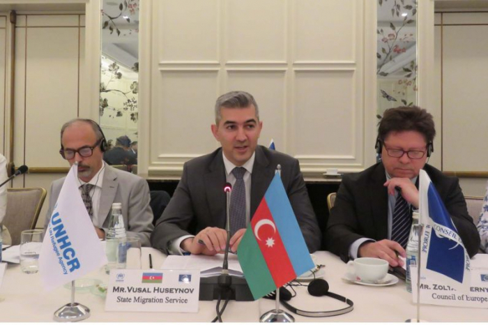 Azerbaijan granted refugee status to 75 foreigners