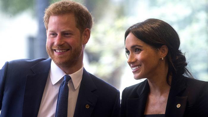 El príncipe Harry y Meghan Markle están esperando un bebé