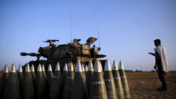 Netanyahu vows 'Israel will act with great force' against Hamas in Gaza