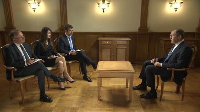 """Lavrov sobre las acusaciones de Occidente: """"Estamos listos para provocaciones aún mayores"""""""