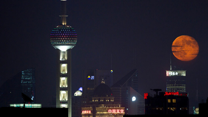 """Una ciudad china contará con su propia """"luna artificial"""" para iluminar las calles"""