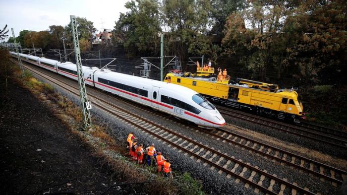 Zugverkehr Köln-Frankfurt läuft nach ICE-Brand wieder an