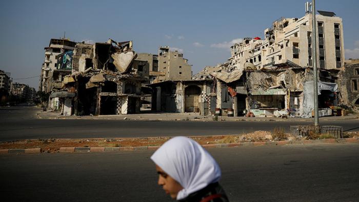 La coalición liderada por EE.UU. confirma haber realizado un bombardeo en Siria