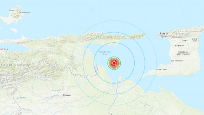 Un sismo de magnitud 4,9 se registra en Venezuela