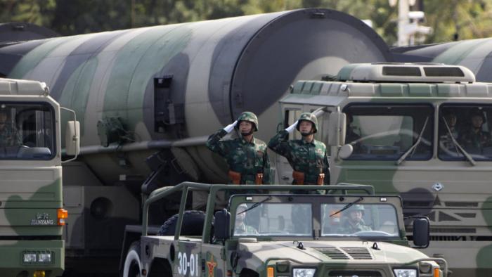 China no tolerará chantajes para que se incorpore al Tratado INF