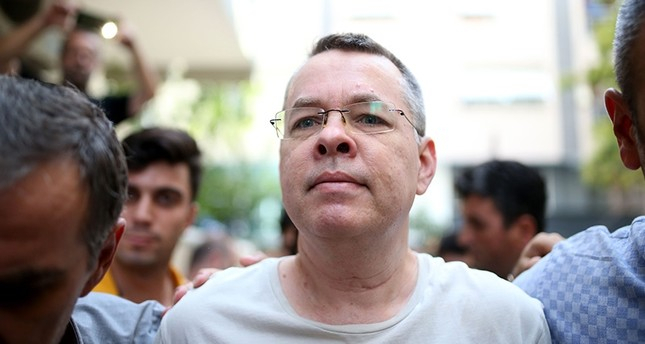 Turkish court rules to release American evangelical pastor Brunson