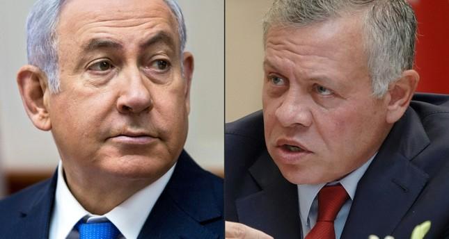Jordan to reclaim lands leased to Israel in peace deal
