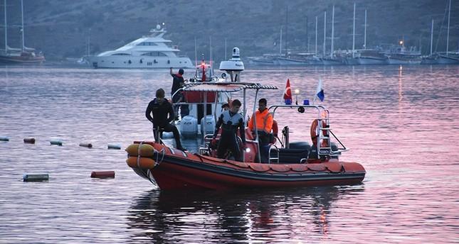 2 children dead after migrant boat sinks off Turkey's Bodrum