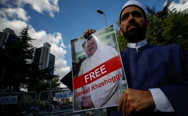 Saudi Arabia ready to let Turkey search Istanbul consulate for missing journalist