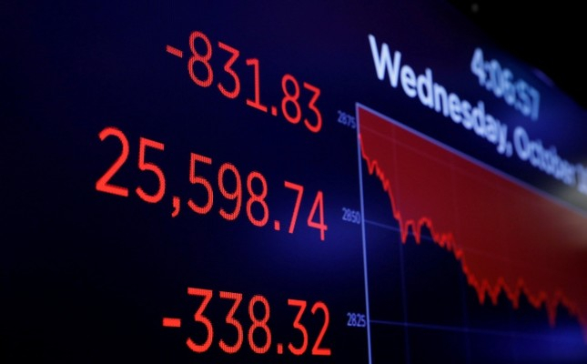 World's wealthiest 500 lose $99 billion amid stock market rout