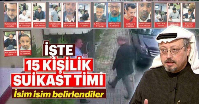Turkish newspaper identifies 15 Saudis involved in disappearance of Saudi journalist