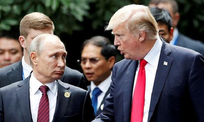 Trampla Putinin görüş yeri və vaxtı açıqlandı