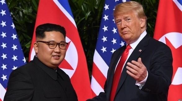 """قمة ترامب وكيم """"الثانية"""" مطلع 2019"""