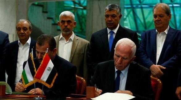 مصر تنفي التخلي عن المصالحة الفلسطينية