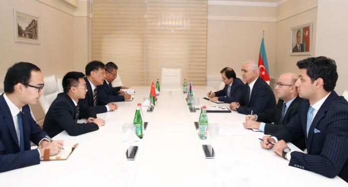 Azərbaycanla Çin arasında ticarət dövriyyəsi 1,3 milyard olub