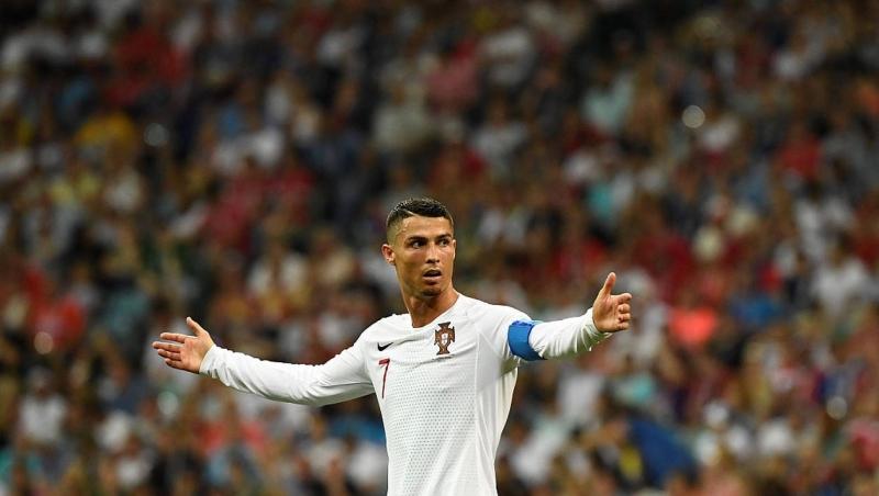 """Nike """"profondément préoccupé"""" par les accusations de viol contre Ronaldo"""