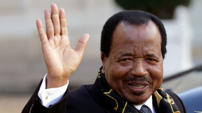 Cameroun: le président Paul Biya officiellement réélu pour un septième mandat consécutif