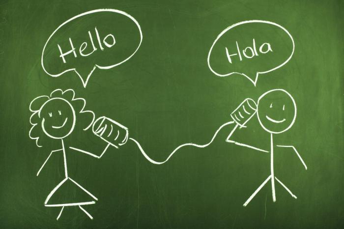 """Psychologie: """"Penser dans une langue étrangère, c"""