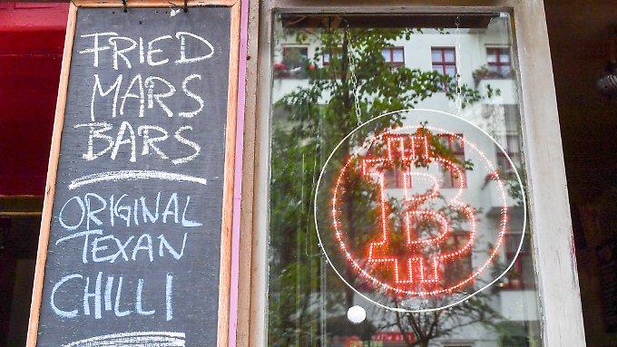 Bitcoin-Jünger geben Hoffnung nicht auf