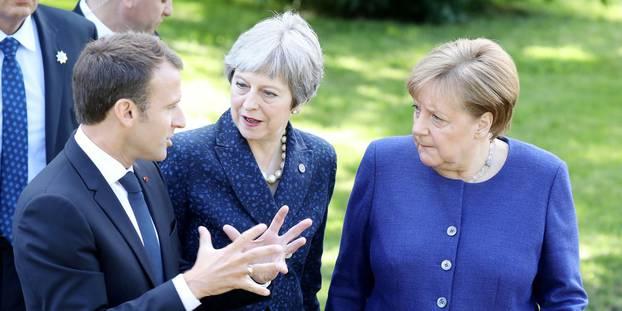 """Brexit : """"pas assez de progrès"""" pour un sommet en novembre"""
