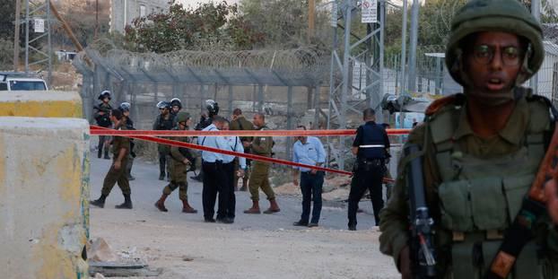 Cisjordanie: un Palestinien attaque un soldat israélien et est abattu
