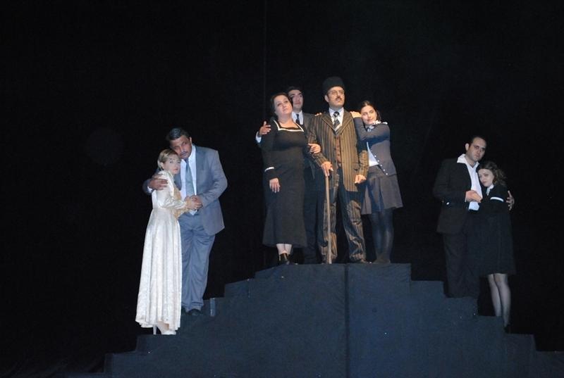 Sumqayıt Teatrı Bakıya gəlir