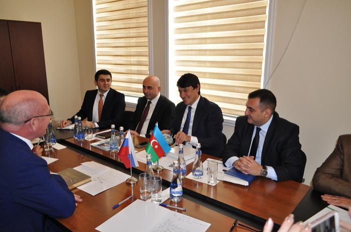 Tatarıstan Xalqlar Dostluğu Evinin rəhbəri Dövlət Komitəsində