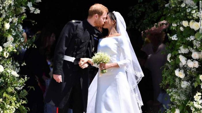 Le prince Harry et Meghan attendent un bébé