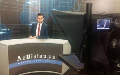 AzVision TV publica nueva edición de noticias en alemán para el 10 de octubre-Video