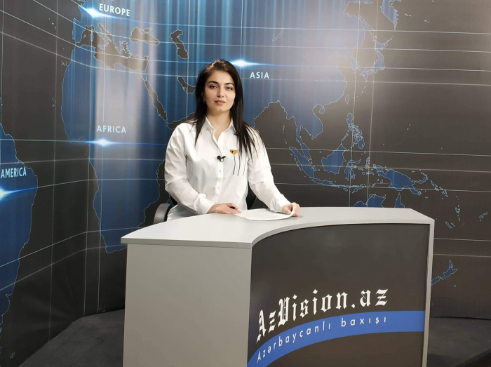 AzVision TV publica nueva edición de noticias en inglés para el 17 de octubre-Video