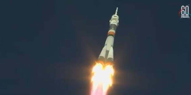 ISS : défaillance de la fusée Soyouz, les deux astronautes sont revenus sur Terre vivants
