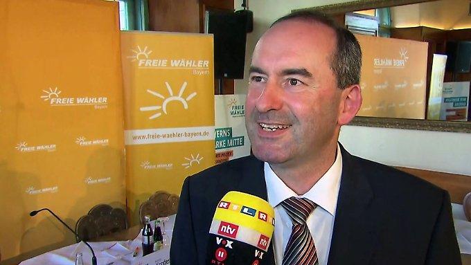 Aiwanger sieht Freie Wähler im Bundestag