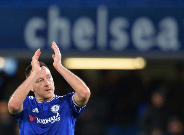 Football:John Terry prend sa retraite