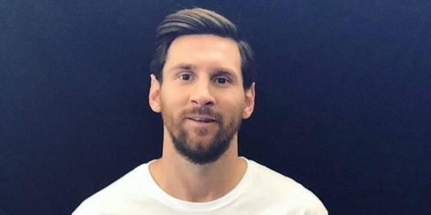 Lionel Messi à l