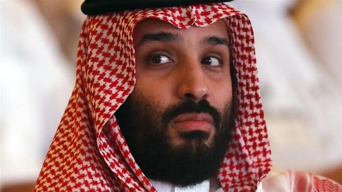 Arrivée du Prince héritier saoudien en Chine