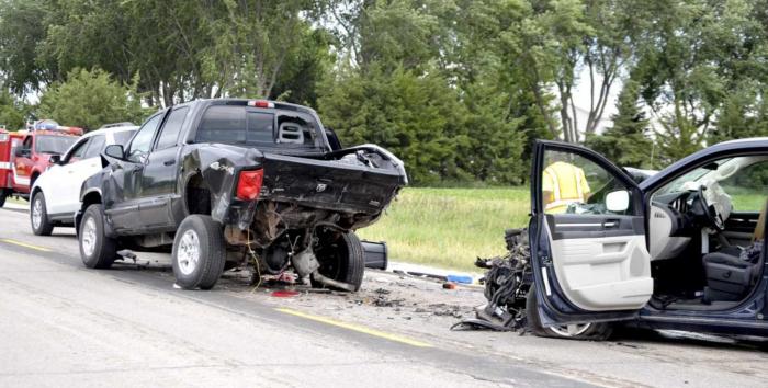 Eleven die in head-on collision on Greek motorway: police
