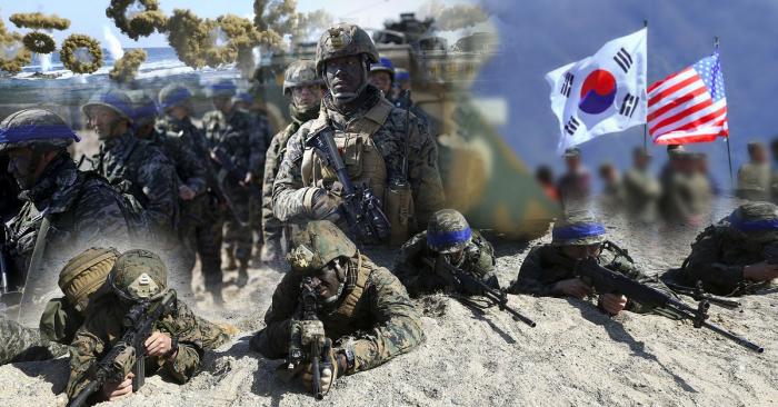 Cənubi Koreya ABŞ-la birgə hərbi təlim keçirəcək