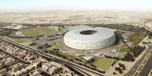 Mondial 2022 : le Qatar pourra héberger des milliers de fans supplémentaires sur des bateaux