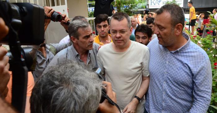 Pentaqon Bransonu Türkiyədən çıxarmağa hazırlaşır