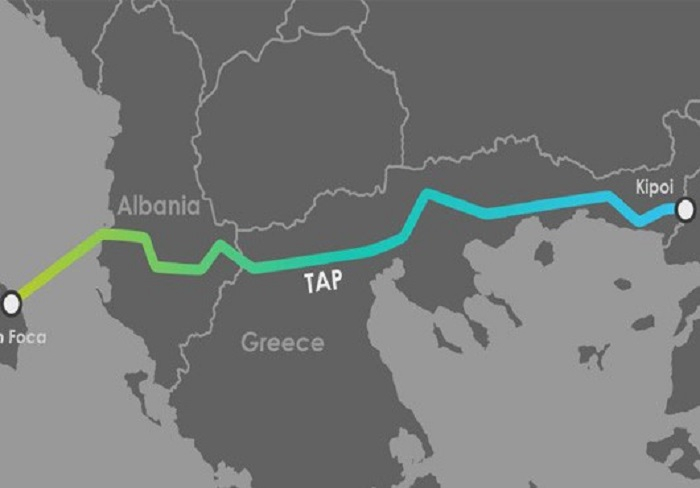 TAP: Trenching complete on 98% of route in Greece, Albania