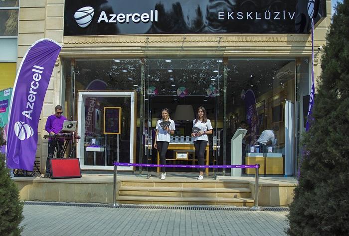 """""""Azercell ekskluzi""""v indi Ağcabədidə"""