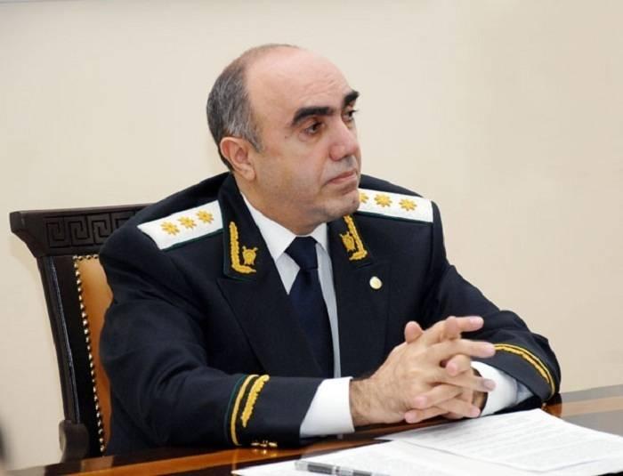 Zakir Qaralov Ağdaşda vətəndaşları qəbul edəcək