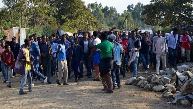 Violences inter-ethniques en Ethiopie, 44 morts