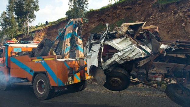 Éthiopie: 18 morts dans une collision