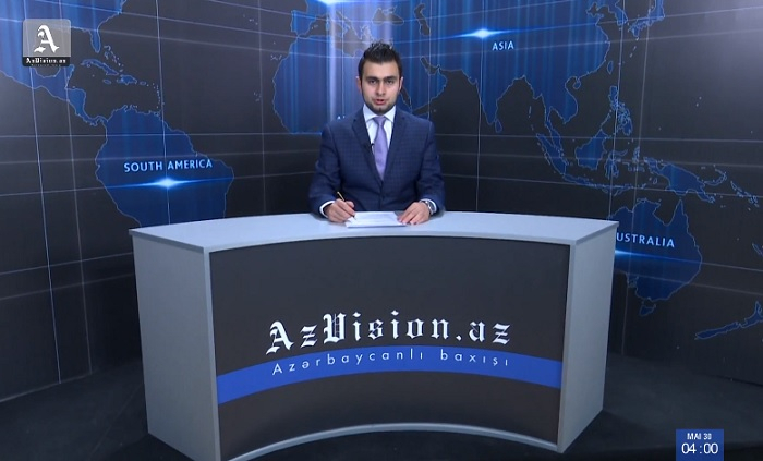 AzVision TV releases new edition of news in German for October 18 - VIDEO