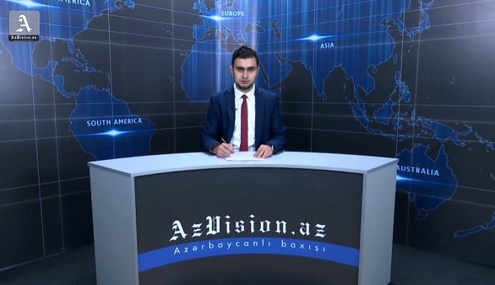AzVision Nachrichten: Alman dilində günün əsas xəbərləri (23 oktyabr) - VİDEO